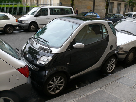 Now that's a parallel park